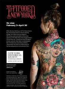 Tattooed New York