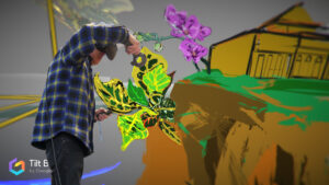 Why the Google Tilt Brush is 'Groundbreaking' for Digital Art, According to FIT Experts