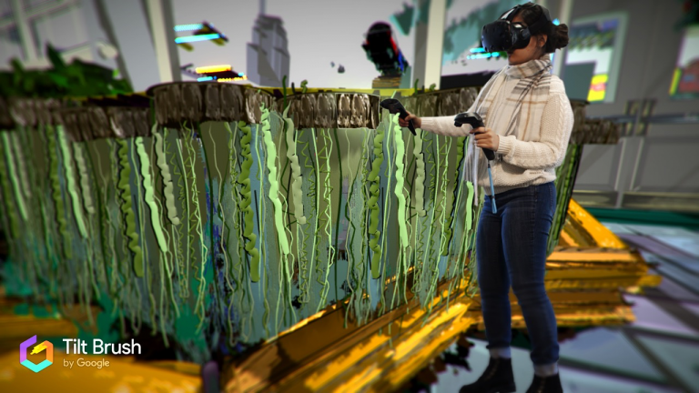Will Virtual Reality Disrupt The Art World?