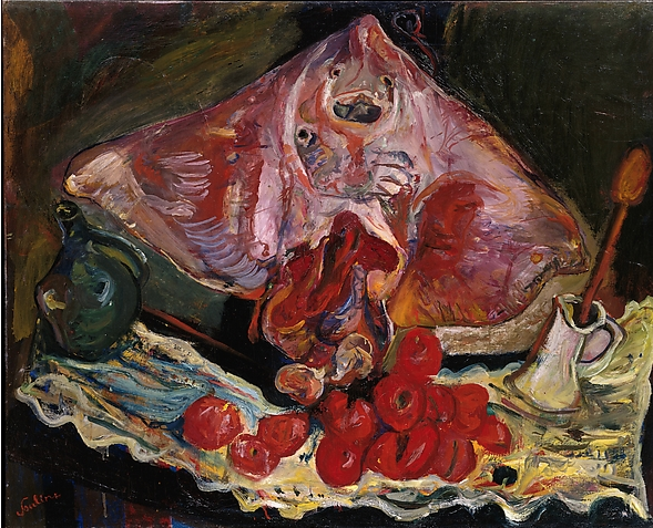 ALSoutine: Slaughtered Animals