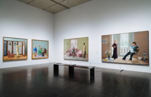 David Hockney and the Seasoned Eye (Guest Post By FIT Professor Tom McManus)